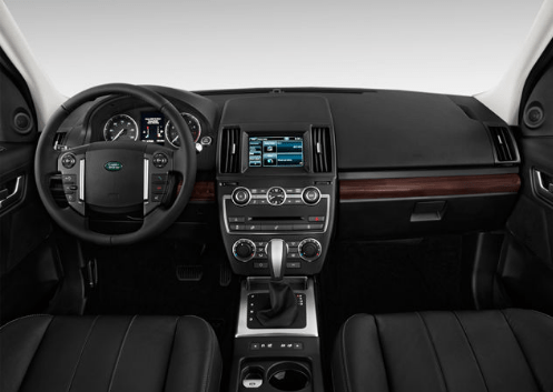 2014 Land Rover LR2 Interior and Redesign