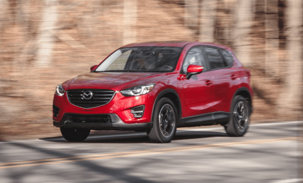 2016 Mazda CX-5 Owners Manual and Concept