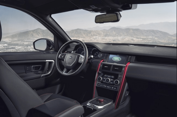2017 Land Rover Discovery Sport Interior and Redesign