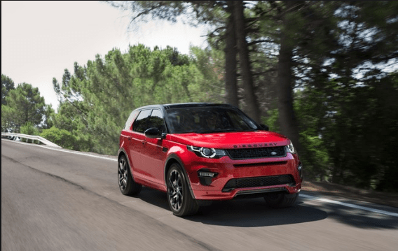 2017 Land Rover Discovery Sport Owners Manual and Concept