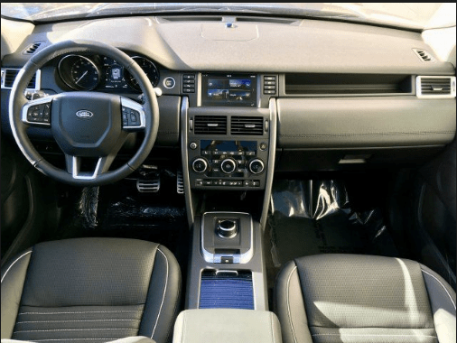 2018 Land Rover Discovery Interior and Redesign