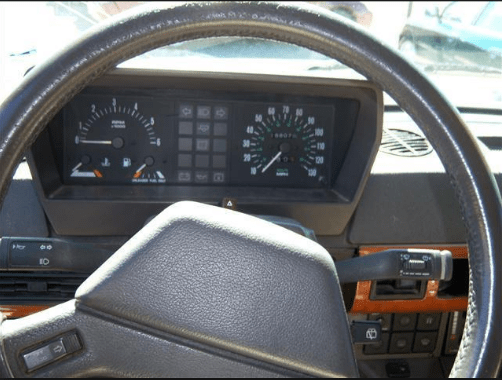 1992 Land Rover Range Rover Interior and Redesign