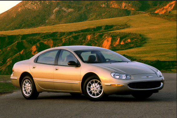 1998 Chrysler Concorde Owners Manual