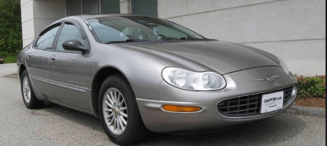1999 Chrysler Concorde Owners Manual and Concept