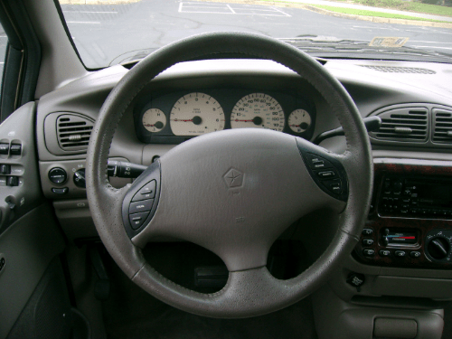 1999 Chrysler Town & Country Interior and Redesign