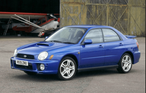 2001 Subaru Impreza Owners Manual and Concept