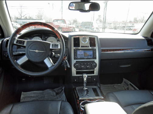 2009 Chrysler 300 Interior and Redesign
