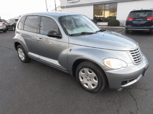 2009 Chrysler PT Cruiser Owners Manual and Concept