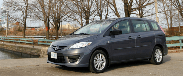 2009 Mazda 5 Owners Manual and Concept