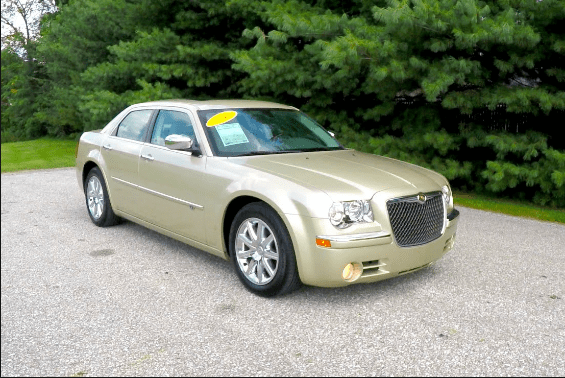 2010 Chrysler 300C Owners Manual and Concept
