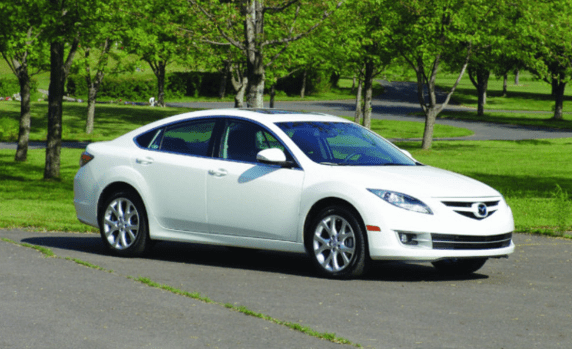 2012 Mazda 6 Owners Manual and Concept