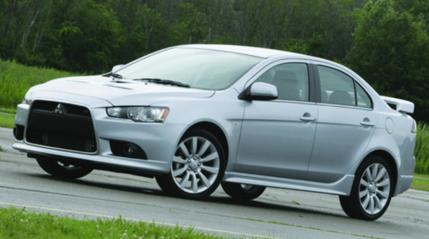 2012 Mitsubishi Lancer Concept and Owners Manual
