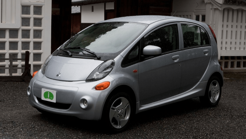 2012 Mitsubishi i Electric Vehicle Concept and Owners Manual