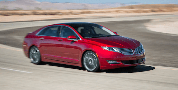2013 Lincoln MKZ Concept and Owners Manual