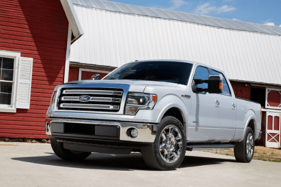 2014 Ford F-150 Owners Manual and Concept