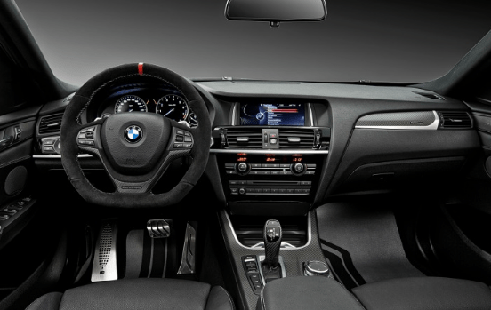 2016 BMW X4 Interior and Redesign
