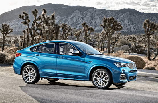 2016 BMW X4 Owners Manual and Concept
