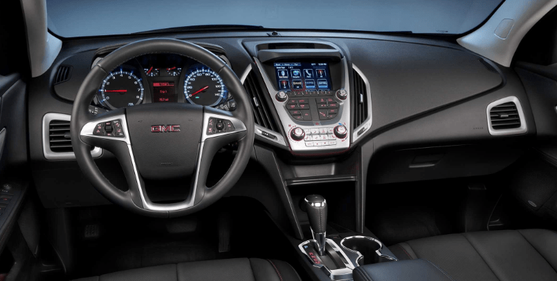 2016 GMC Terrain Interior and Redesign