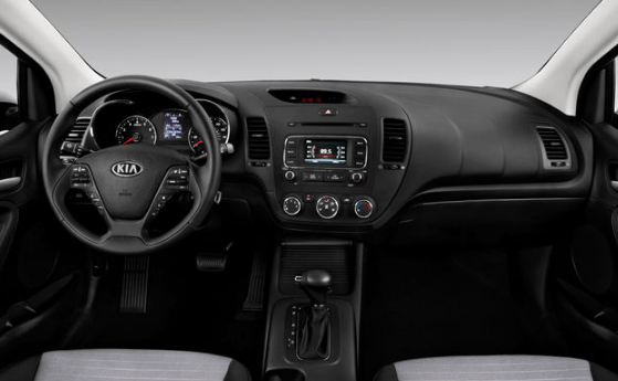 2016 Kia Forte Interior and Redesign