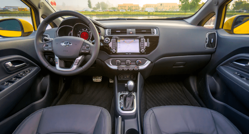 2016 Kia Rio Interior and Redesign