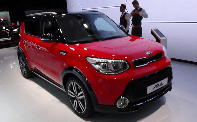 2016 Kia Soul Concept and Owners Manual