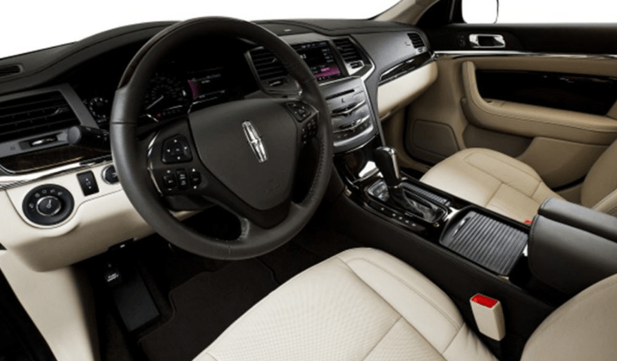 2016 Lincoln MKS Interior and Redesign