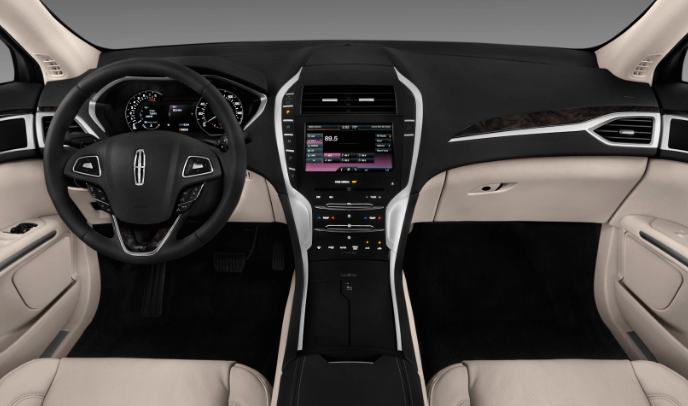 2016 Lincoln MKZ Interior and Redesign