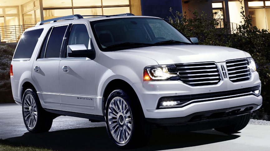 2016 Lincoln Navigator Concept and Owners Manual