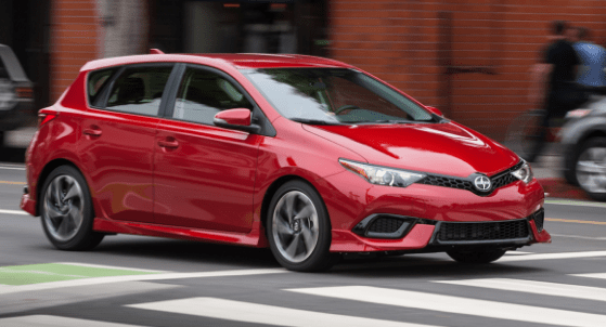 2016 Scion IM Owners Manual