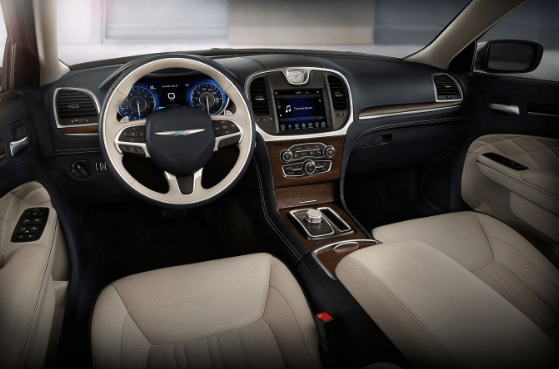 2017 Chrysler 300C Interior and Redesign