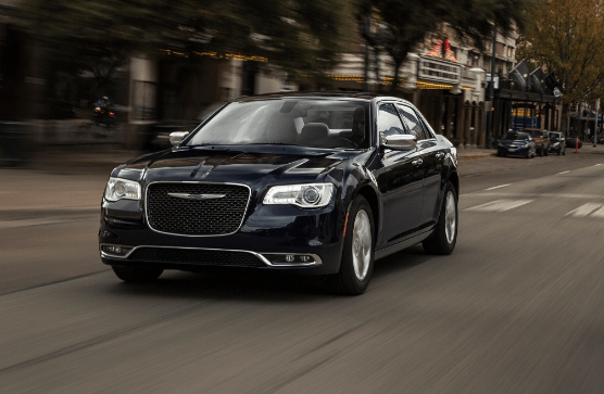 2017 Chrysler 300C Owners Manual and Concept