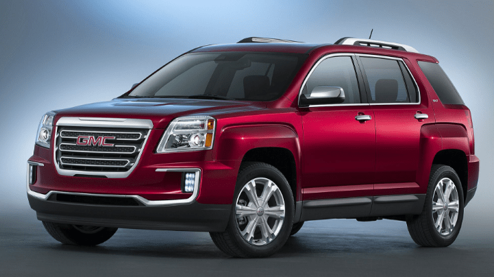 2017 GMC Terrain Concept and Owners Manual