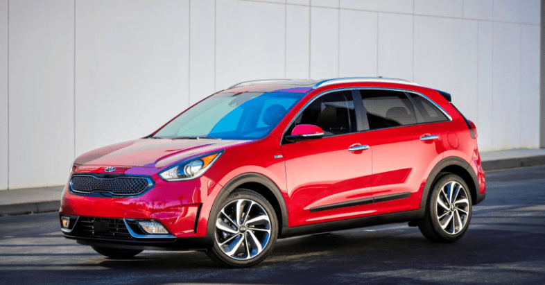 2017 Kia Niro Concept and Owners Manual