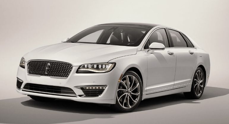 2017 Lincoln MKZ Concept and Owners Manual