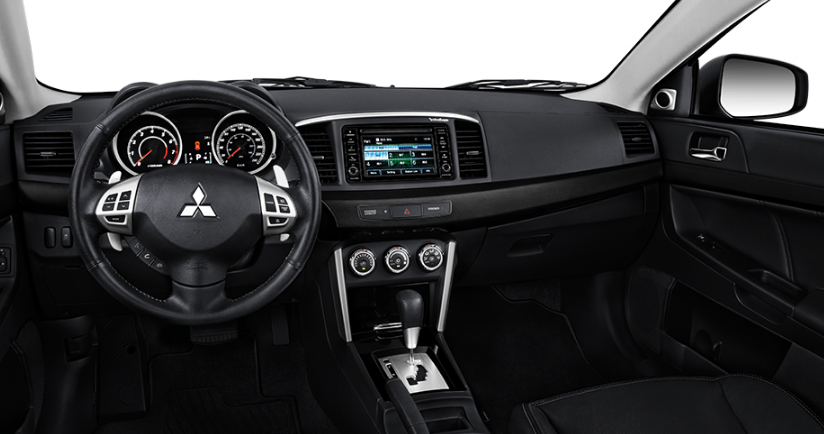 2017 Mitsubishi Lancer Interior and Redesign