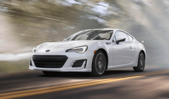 2017 Subaru BRZ Owners Manual and Concept