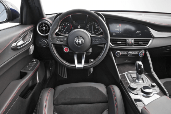 2018 Alfa Romeo Giulia Interior and Redesign