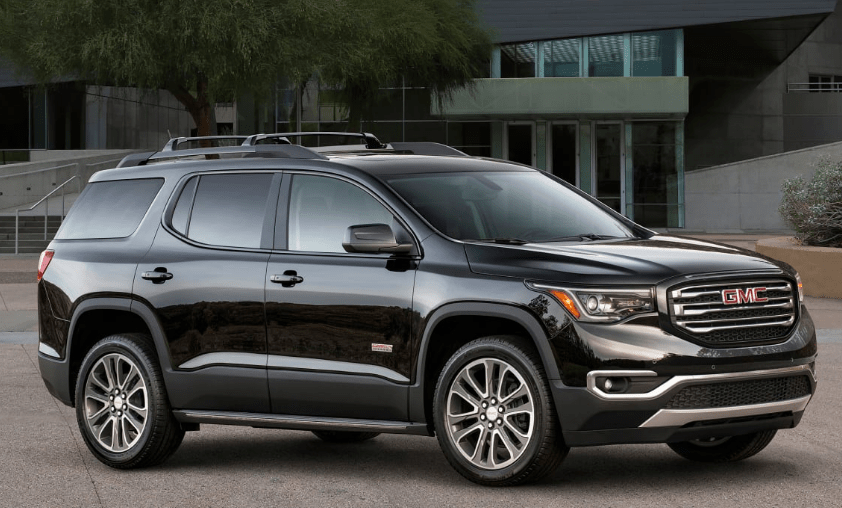 2018 GMC Acadia Owners Manual and Concept