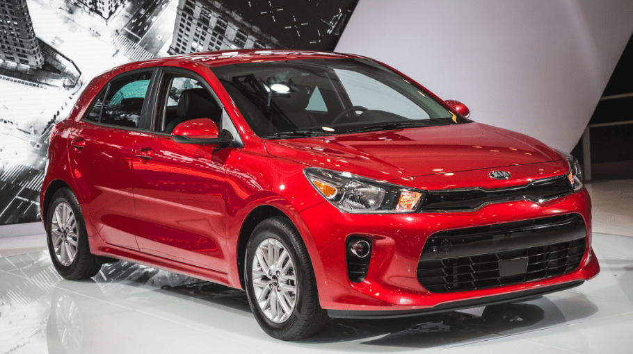 2018 Kia Rio Owners Manual and Concept