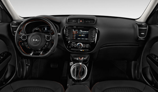 2018 Kia Soul Interior and Redesign