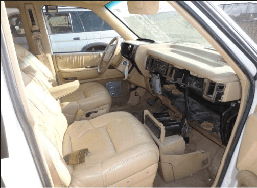 1993 Chrysler Town and Country Interior and Redesign