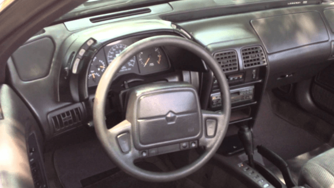 1994 Chrysler LeBaron Interior and Redesign