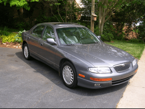 1995 Mazda Millenia Owners Manual and Concept