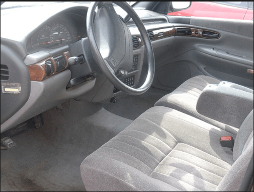 1996 Chrysler Concorde Interior and Redesign