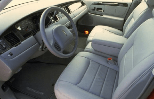 1999 Lincoln Town Car Interior and Redesign