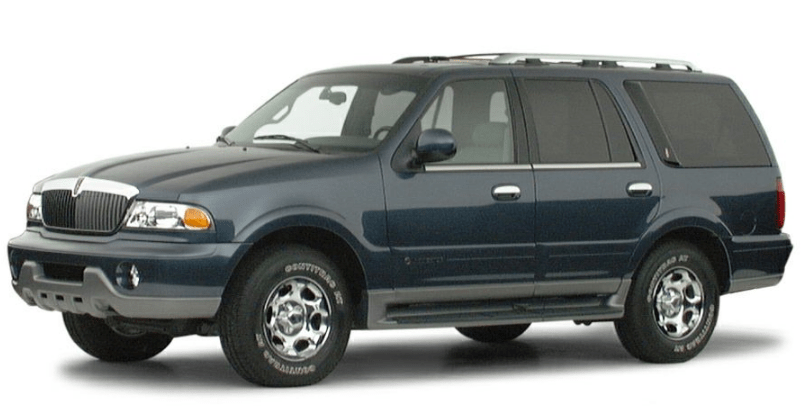 2000 Lincoln Navigator Concept and Owners Manual