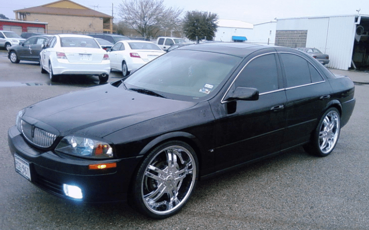 2001 Lincoln LS Concept and Owners Manual