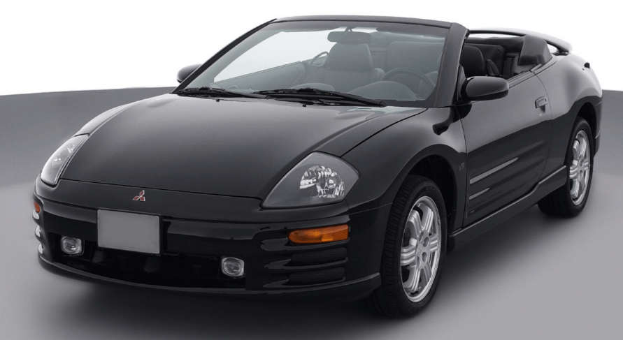 2001 Mitsubishi Eclipse Concept and Owners Manual