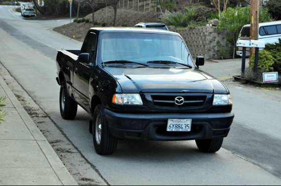 2002 Mazda Truck Owners Manual and Concept
