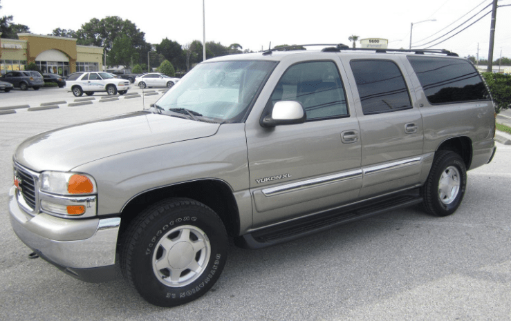 2003 GMC Yukon XL Concept and Owners Manual